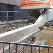 Murform, Formwork, Rebar, Concrete, Olympic Village, formwork contractor