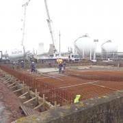 Murform, Formwork, Rebar, Concrete, formwork contractor