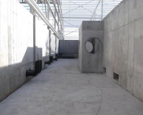 Murform, Formwork, Rebar, Concrete, Tank, formwork contractor