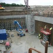 Energy-From-Waste Facility, Great Blakenham, Ipswich, formwork contractor