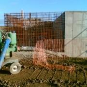 Murform, Formwork, Rebar, Concrete, Waste Water, formwork contractor