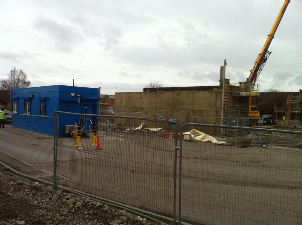 Nuffield road waste transfer station poole murform ltd - Rd wastebasket ...