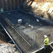 Murform, Formwork, Rebar, Concrete, foundations, basement, formwork contractor