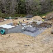 Murform, Formwork, Rebar, Concrete, Shuttering, Hydro, Water, Steel Fixing, formwork contractor
