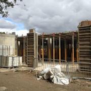 Murform, Formwork, Rebar, Concrete, Shuttering, Steel Fixing, Podium Slab, ground beam, pile caps, formwork contractor