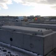 Murform, Formwork, Rebar, Concrete, Sub Station, Energy, formwork contractor