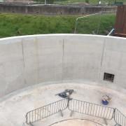 Murform, Formwork, Rebar, Concrete, Tank, Shuttering, Waste Water, formwork contractor