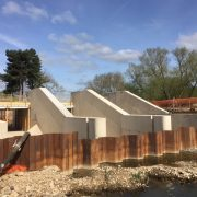 Murform, formwork, rebar, concrete, water, hydro, renewable, Formwork Contractor,