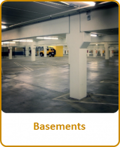 Murform, Services, Basement