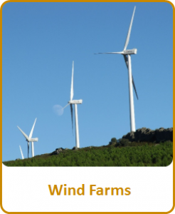 Murform, Services, Wind Farms