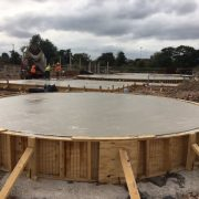 Murform, Formwork, Derby, Anaerobic Digestion Facility