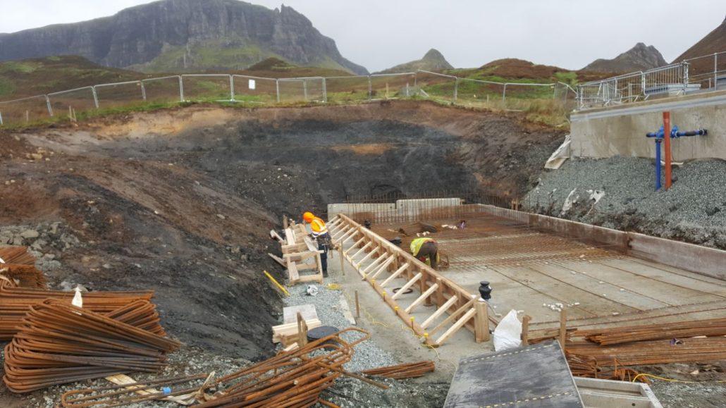 Skye Water Tanks | Murform Ltd